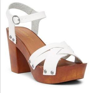 MADDEN GIRL Nomi Strappy Platform Sandal NWOB